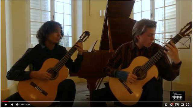 Gran Duo ( Arr. Eduardo Inestal )