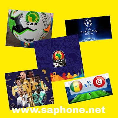Fréquence chaines de diffusion TV des matchs en direct en Afrique et Europe 2020