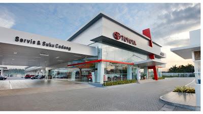 Lowongan Kerja Sebagai Counter Sales Di Dealer Toyota Merdeka Motor Bandung