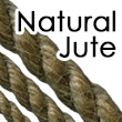 All Natural Jute Rope for knot tying and home decor