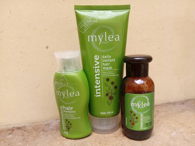 review mylea untuk mengatasi rambut rontok
