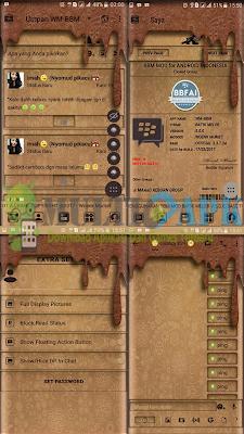 BBM Mod Batik Meler v3.3.1.24 by Woenk Mumet