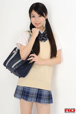 Bang Eun Young, Blue Sweater   Asia Cantik Blog