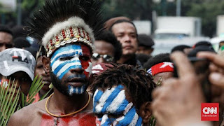 Demo Papua Merdeka di Sorong Ricuh, Dua Brimob Terluka