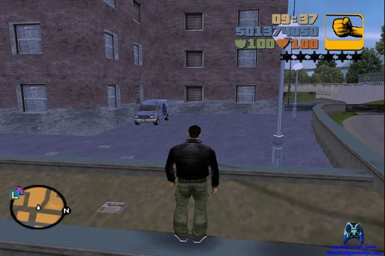 تحميل لعبة gta 3 للكمبيوتر برابط واحد