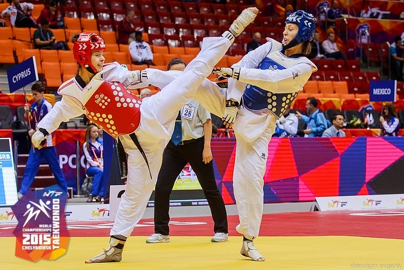 Tai kwan do athena morgan