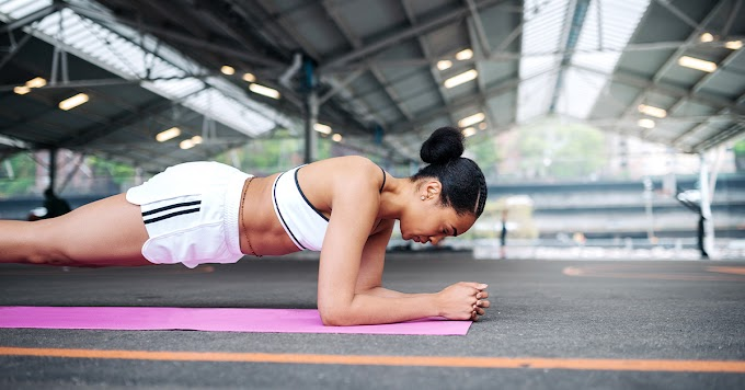 These 4 'strength training' to strengthen muscles, women will get rid of extra fat