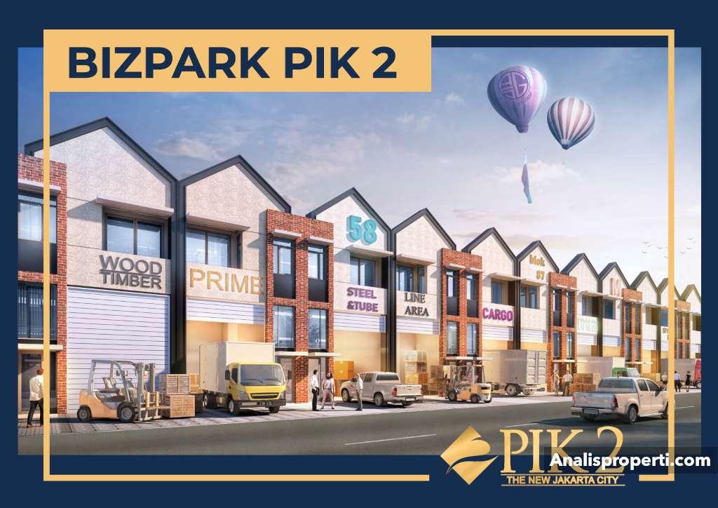 Bizpark PIK 2 Jakarta