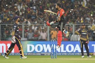 Virat Kohli 100 - KKR vs RCB 35th Match IPL 2019 Highlights