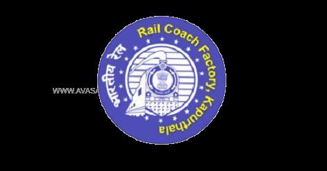 Rail Coach Factory Recruitment 2020-400 Vacancies