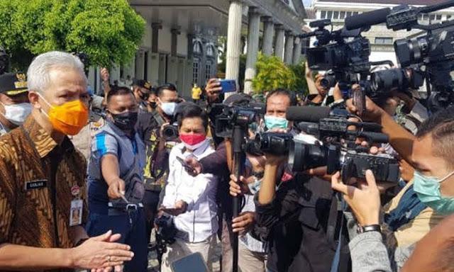 Ngeri! Jateng Rangking 1 Kenaikan Angka Kematian COVID-19 Se-Indonesia
