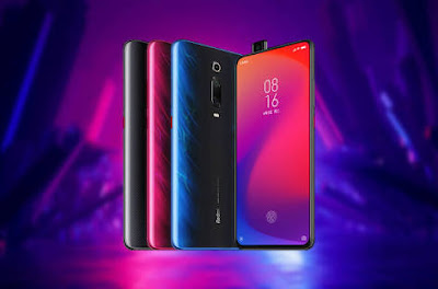Redmi K20 Pro Front Look and Back Look