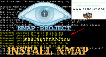 Install  NMAP   Network  Security  Scanner   Centos  7