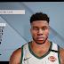 NBA 2K21 Giannis Antetokounmpo Cyberface and Body Model by JIM2K