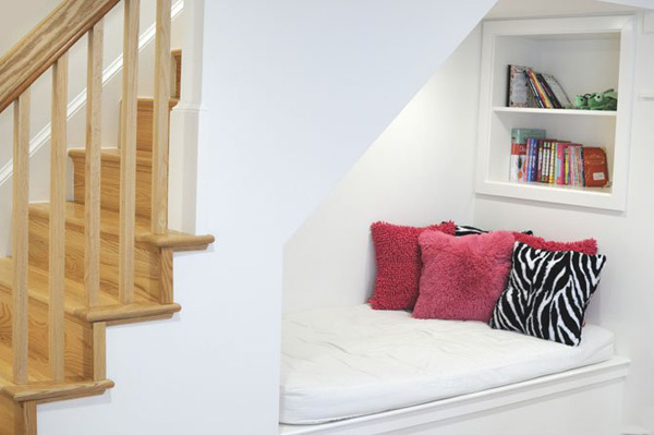 Under The Stairs Play Rooms And Reading Nooks Brooklyn Berry Designs
