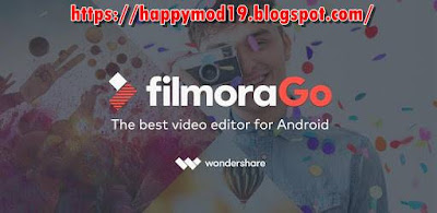 Download FilmoraGo Pro Mod Apk For Android FilmoraGo Pro Mod Apk V3.2.0 Download For Android