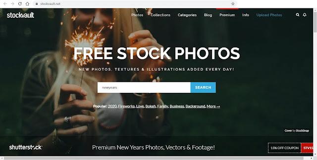 موقع ستوك فولت Stockvault لتحميل الصور والخلفيات مجانا - وظائف ناو