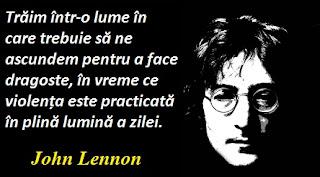 Maxima zilei: 9 octombrie - John Lennon