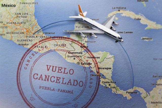Cancelanvuelos a Panamá