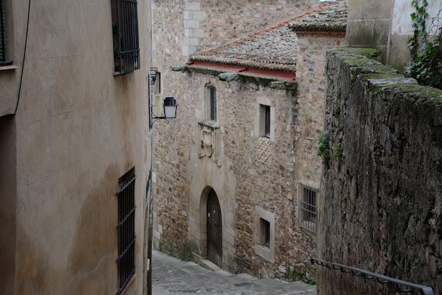 Cáceres calle de Aldana