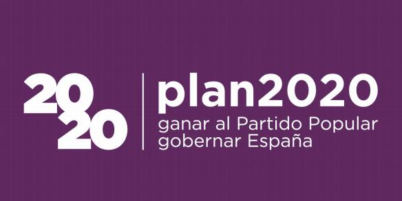 Plan 2020 para ganar al Partido Popular y gobernar España