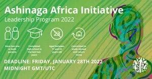 Bourses d'études Ashinaga de premier cycle 2022 entièrement financées