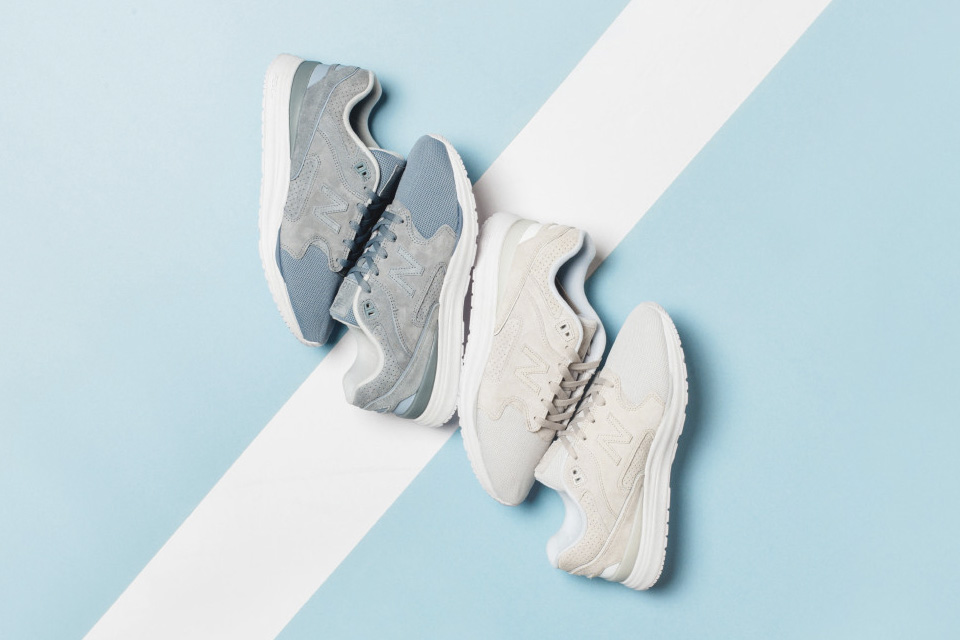 """low priced 8d7d2 fc6c9 New Balance delivers its iconic  1550  silhouette in two new colorways this  season, in what has been christened as the """"Modern Classics"""" pack."""