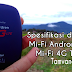 Spesifikasi dan Harga Mi-Fi Andromax M2Y Mi-Fi 4G Terbaru