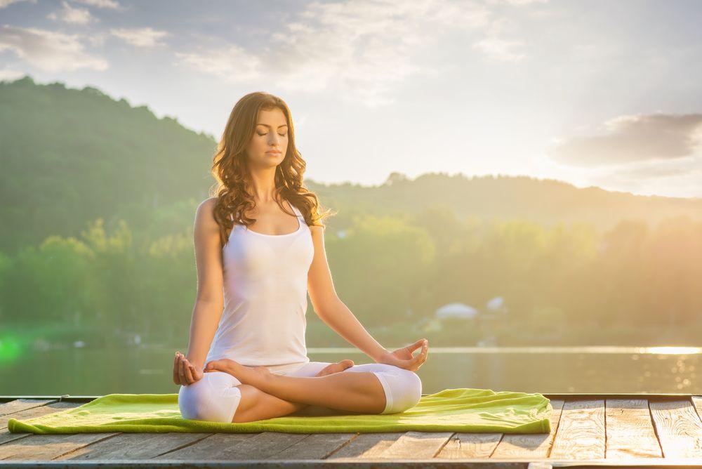 yoga sehat untuk sakit kepala