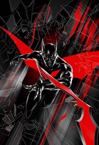 Batman del futuro es Terry McGinnis