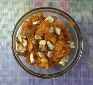 Gaajar Halwa(गाजर का हलवा )