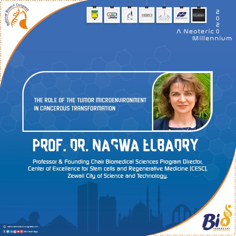 Prof. Dr. Nagwa elbadry