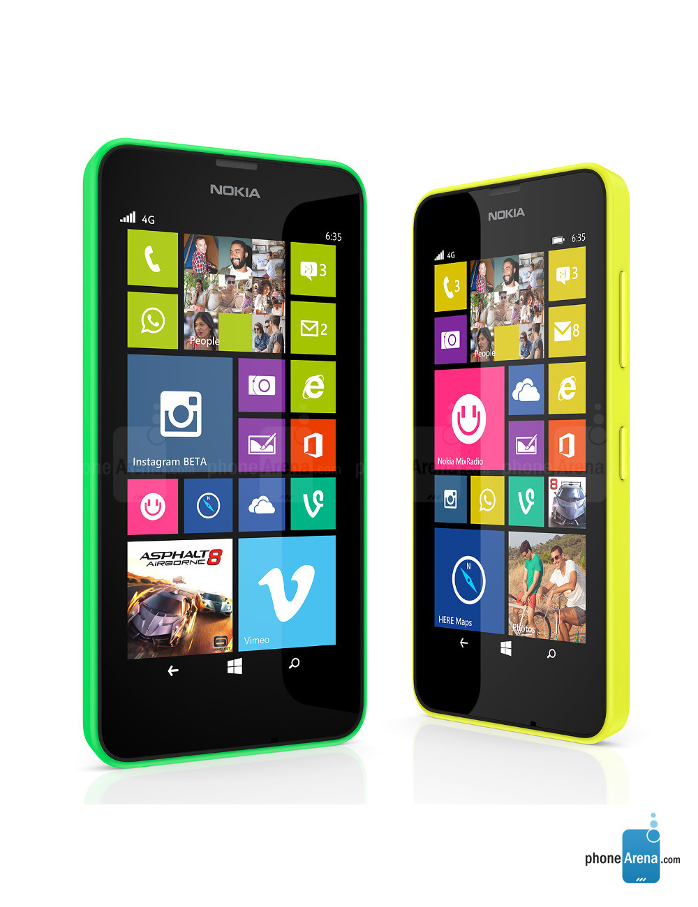 Nokia Lumia 635 Diluncurkan di Inggris