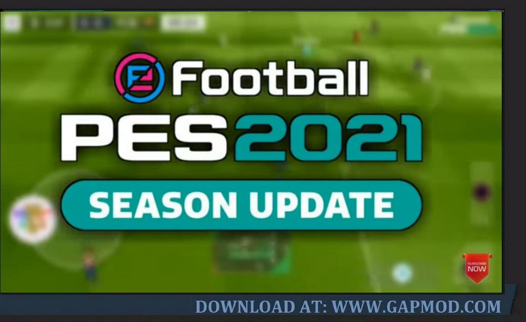 FTS Mod PES 2021 Full Eropa