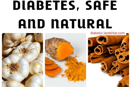 6 Types of Spices Can Control Diabetes, Safe and Natural