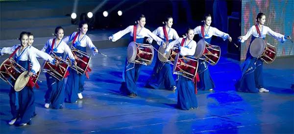 (1) Peculiarity of Korean dance