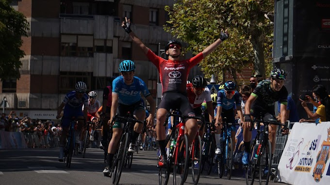 Espectadores de 11 países visualizaron 2.730 horas de la Vuelta Junior a la Ribera del Duero