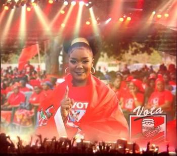 Marllen – Vota Frelimo E Nyusi 2019