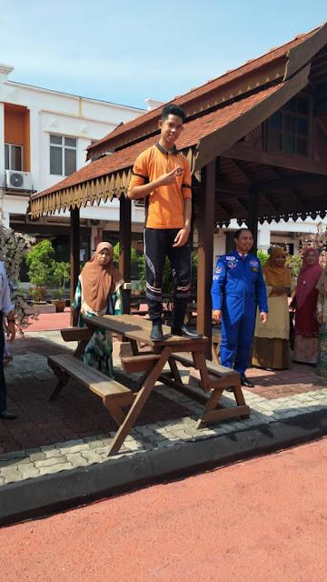 Kolokium STEM Zon Kelantan di Universiti Malaysia Kelantan