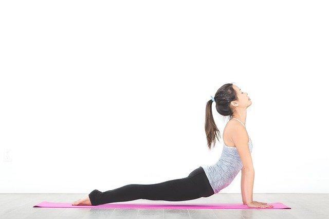 Yoga And Weight Loss | Yoga can be more than just the exercise part of a weight loss program