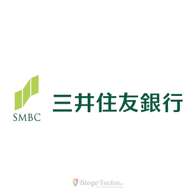 Sumitomo Mitsui Banking Corporation Logo Vector