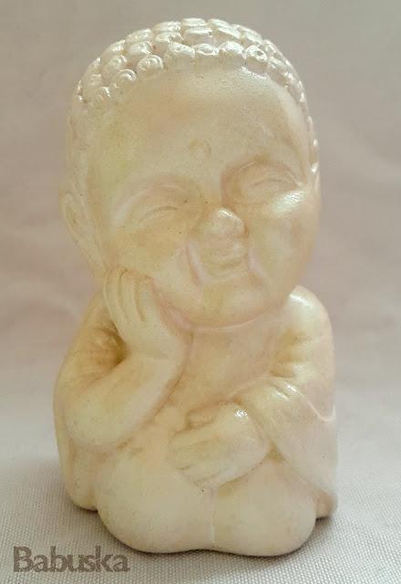 Buda del amor. Pintado y laqueado a mano (B595) Babuska