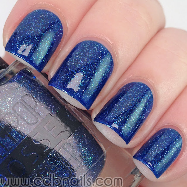 Lollipop Posse Lacquer-Slipping Out Of Time