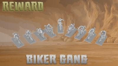 Biker Gang STL