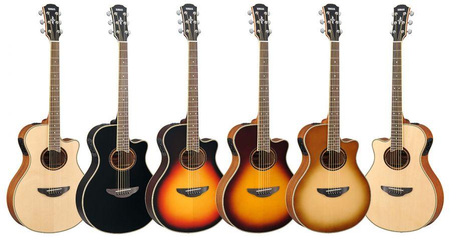 Đàn Guitar Acoustic điện Yamaha APX700II