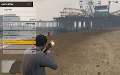 Enhanced Native Trainer For GTA 5 Free Download