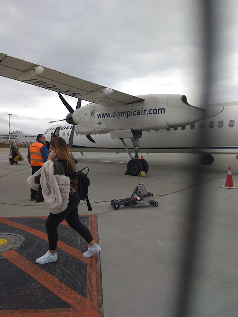 Γιάννενα: Ακυρώθηκαν οι αεροπορικές πτήσεις εξαιτίας των καιρικών συνθηκών