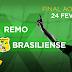 TV Brasil transmite final Remo  x Brasiliense  valendo título da Copa Verde