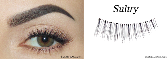 ce2634ab77d Shy and Sultry are my favorites, they look so natural and the shape is  perfect. These are the most natural-looking lashes I have ever tried!