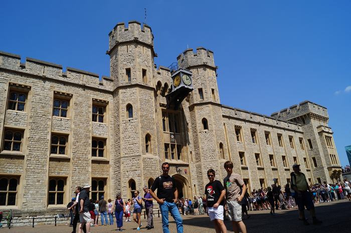 joyas de la corona, torre de londres, tower of London